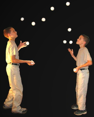 Hodge Family Jugglers